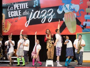 La Petite École du Jazz © Kevin R. Mason