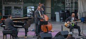 Ron Carter Trio © Andrea Canter
