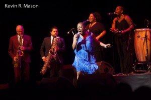 Sharon Jones and the Dap Kings © Kevin R. Mason