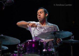 Antonio Sanchez © Andrea Canter
