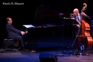 Bill Charlap with Peter Washington © Kevin R. Mason