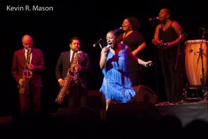 Sharon Jones and the Dap Kings © Kevin R. Mason