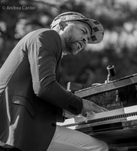 Jason Moran © Andrea Canter