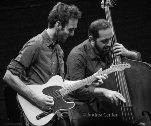 Julian Lage and Jorge Roeder © Andrea Canter