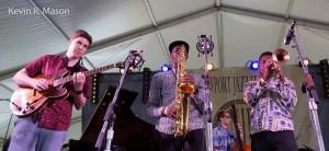 Berklee Global Jazz Workshop © Kevin R. Mason