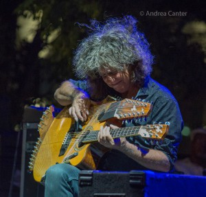 Pat Metheny © Andrea Canter
