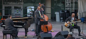 Ron Carter Trio © Andrea Canter