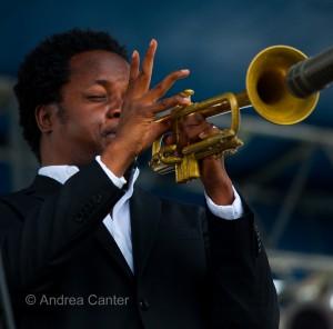 Ambrose Akinmusire © Andrea Canter