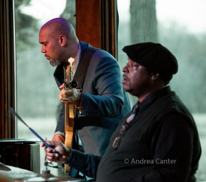 Jeff Bailey and Kevin Washington © Andrea Canter