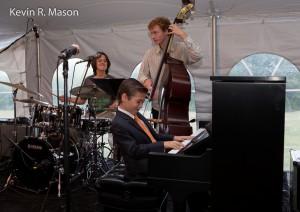Brandon Goldberg Trio © Kevin R. Mason
