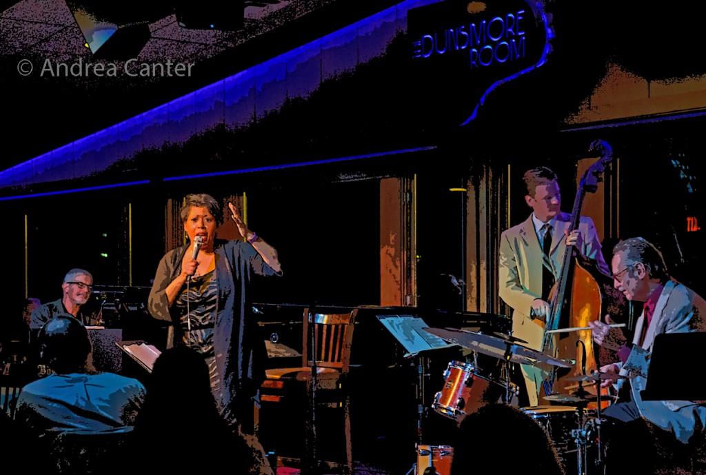 Joyce Lyons Quartet © Andrea Canter