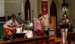 Music Conservatory of Westchester Jazz Faculty Quartet © Kevin R. Mason