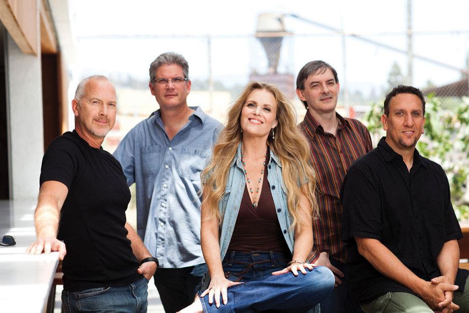 Tierney Sutton Band (photo: Suzuki K)