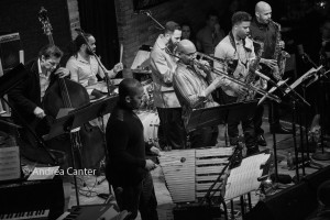SFJAZZ Collective © Andrea Canter