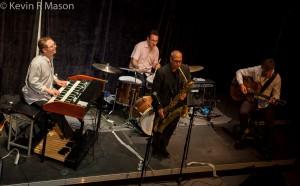 Gary Smulyan Quartet © Kevin R. Mason