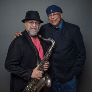 Chucho Valdes and Joe Lovano
