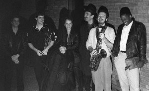 Back in the day, the Illicit Sextet