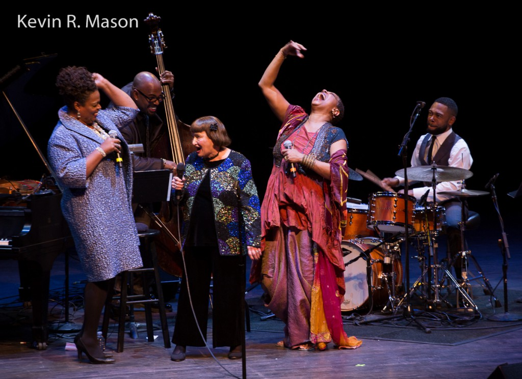 Sarah Vaughan Celebration at the TD James Moody Jazz Festival © Kevin R. Mason