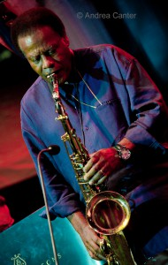 Wayne Shorter © Andrea Canter