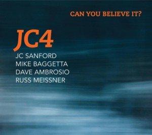 JC Sanford CD cover