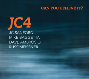 JC Sanford CD cover