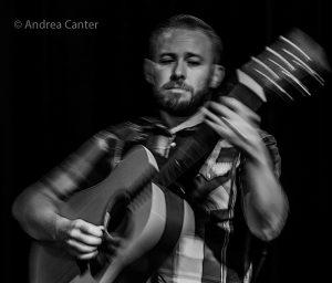 Zacc Harris © Andrea Canter